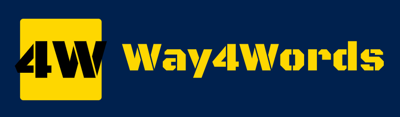 The Way4Words